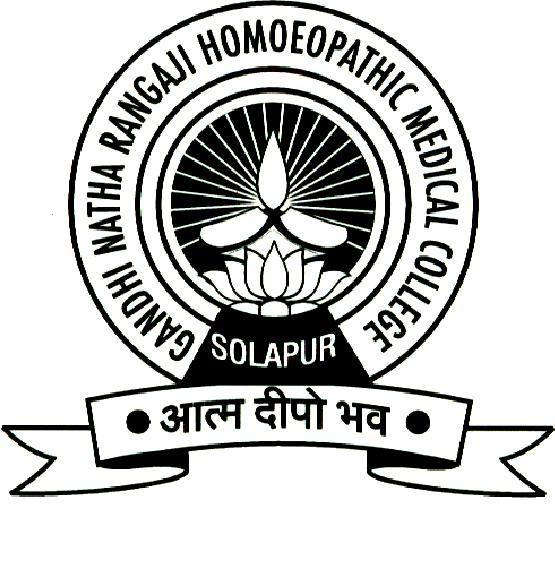Gandhi Natha Rangaji Homoeopathic Medical College, Solapur