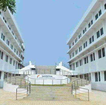 Saveetha School of Physical Education, Chennai Image