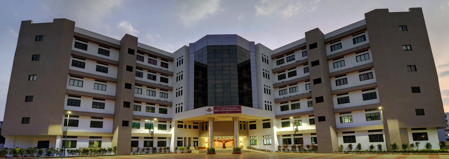 Dr.D.Y.Patil  Homoeopathic Medical College And Research Centre Image