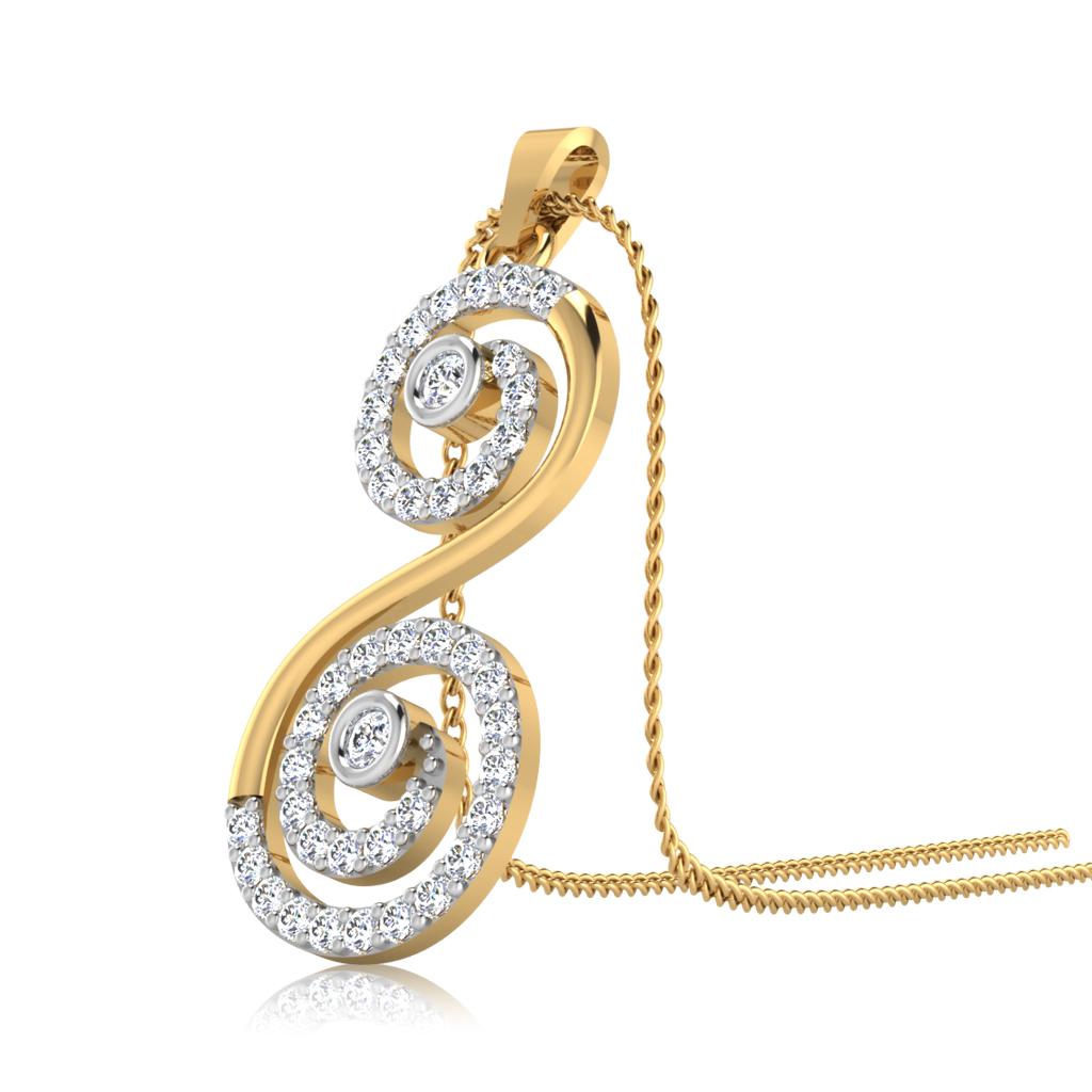 The Ananti Diamond Pendant