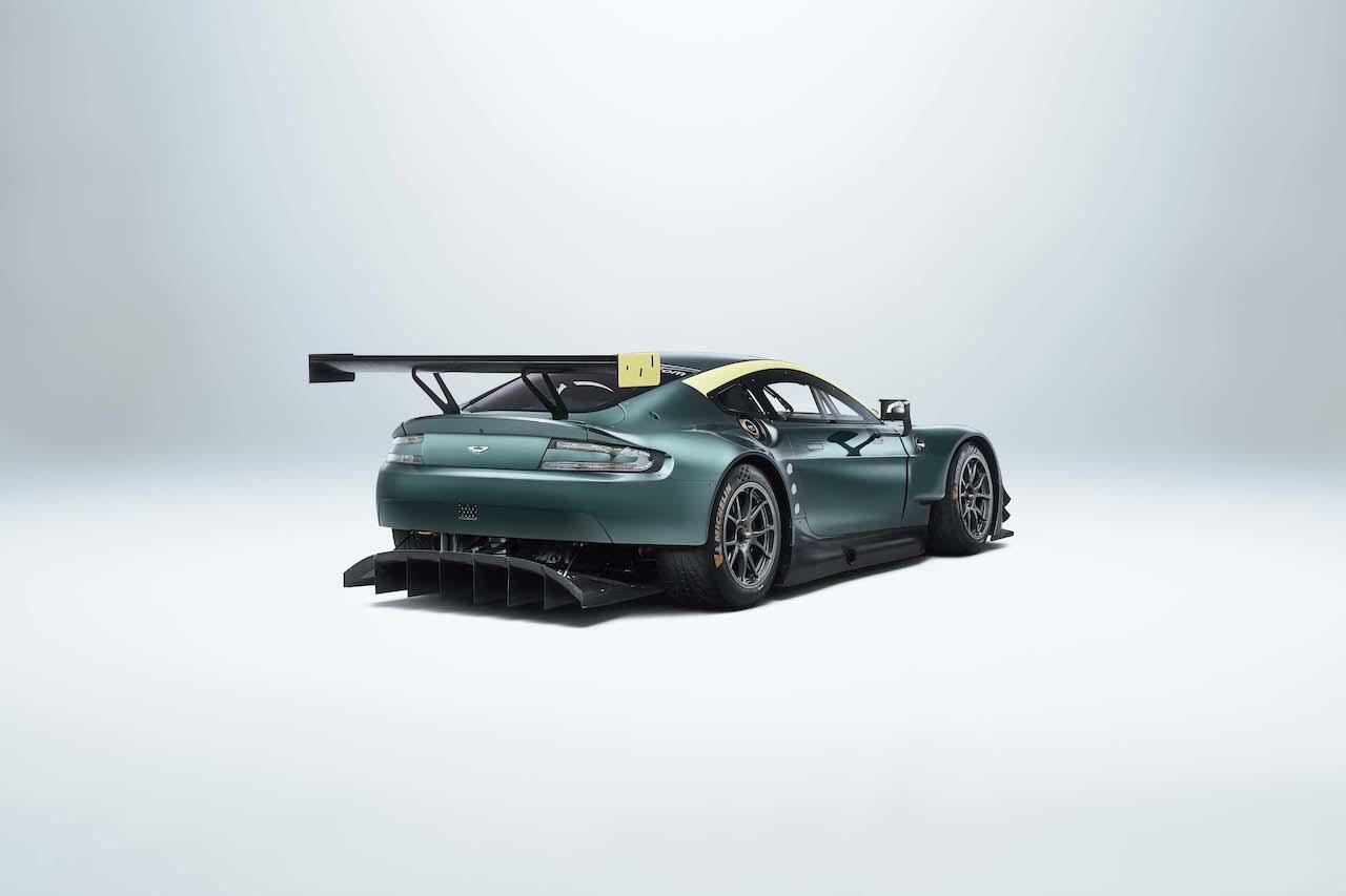 Aston Martin Racing announces the Vantage Legacy Collection