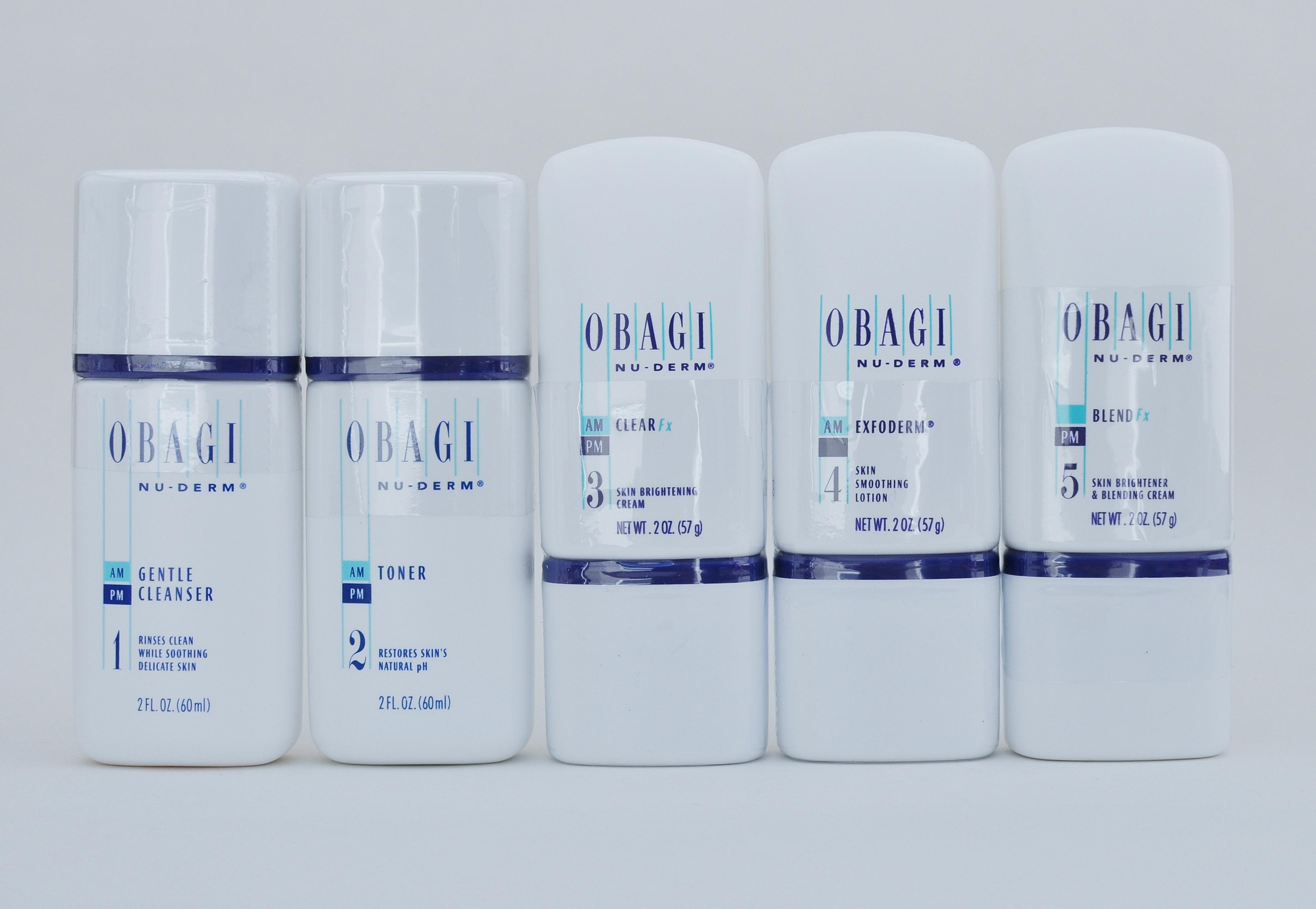 Obagi Nu Derm System Travel Kit