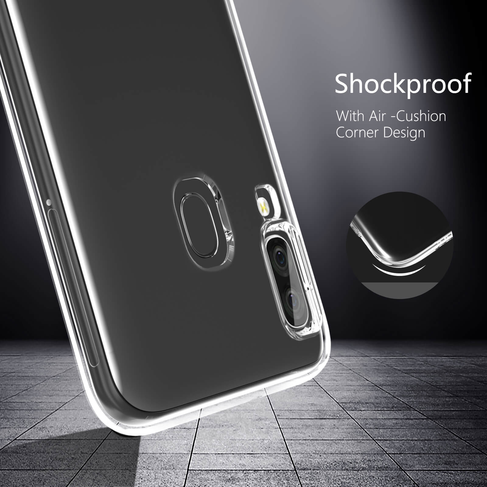 For-Samsung-Galaxy-S10-S9-S8-Case-Shockproof-Silicone-Protective-Clear-Gel-Cover thumbnail 61