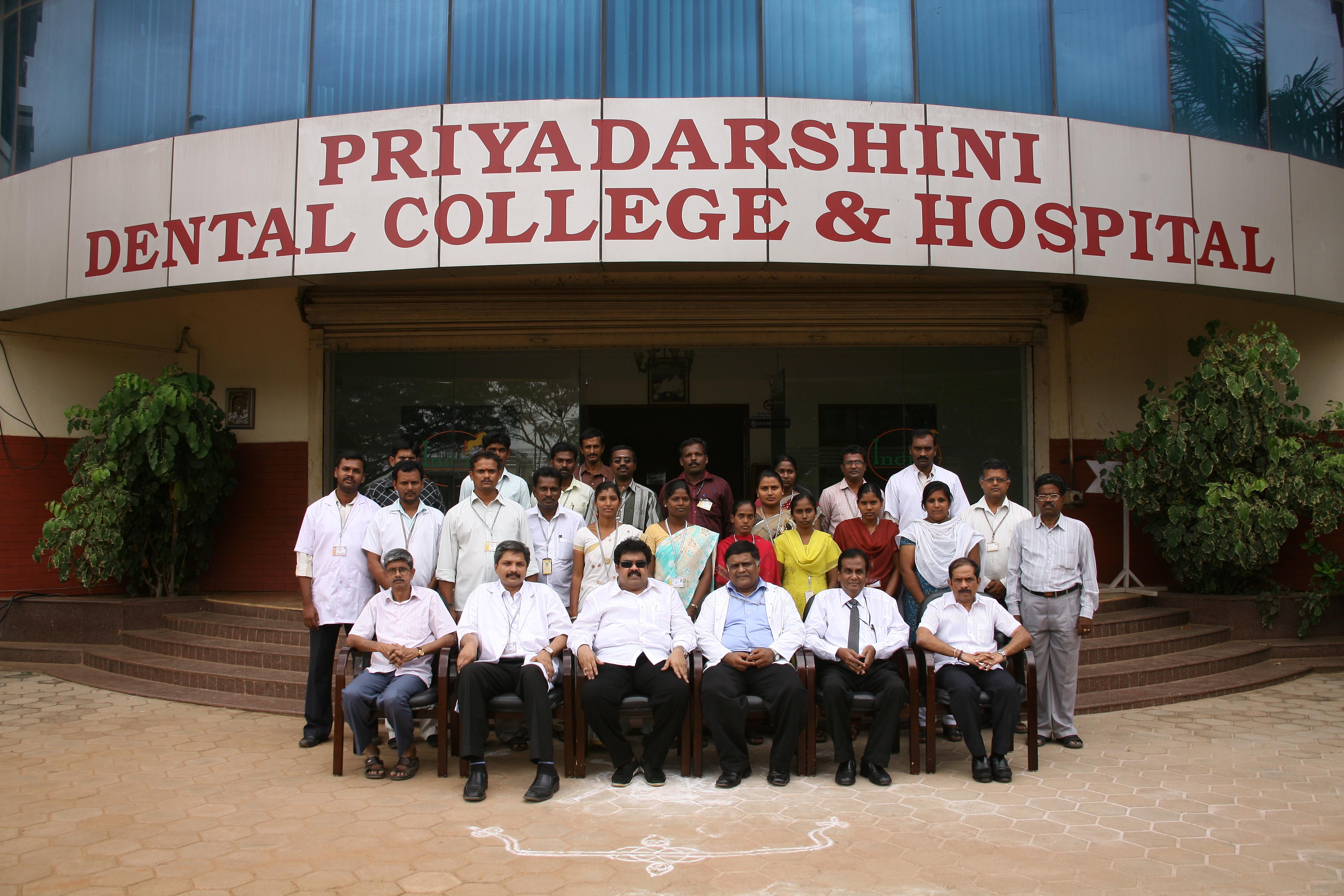 Priyadarshini Dental College and Hospital, Tiruvallur