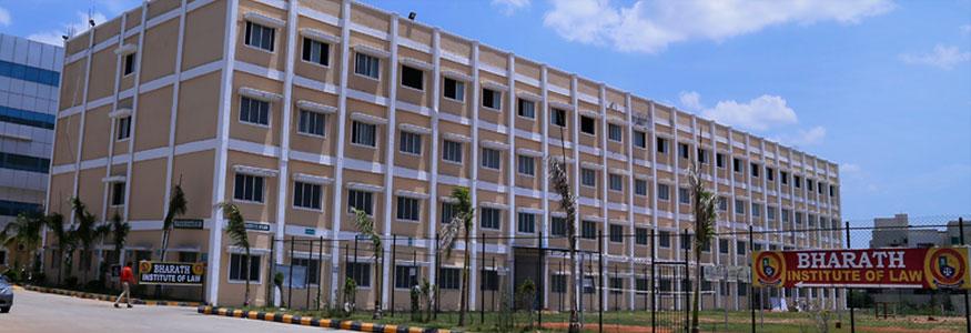 Bharath Institute Of Law Image