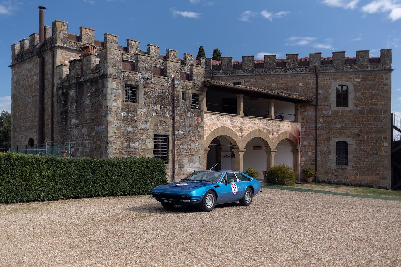 Lamborghini attends 2020 Modena Cento Ore anniversary tour