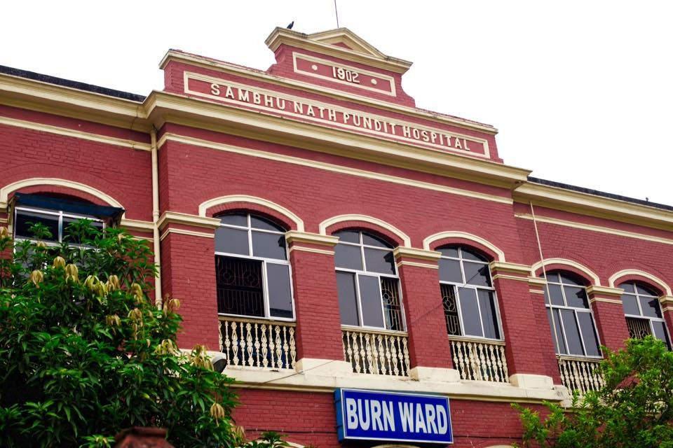 Sambhu Nath Pandit Hospital Image