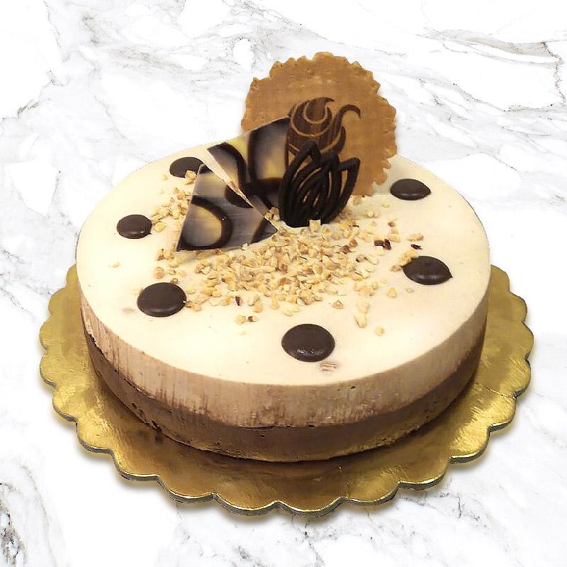 helado de  Tarta de Chocotella y Avellana giolatto