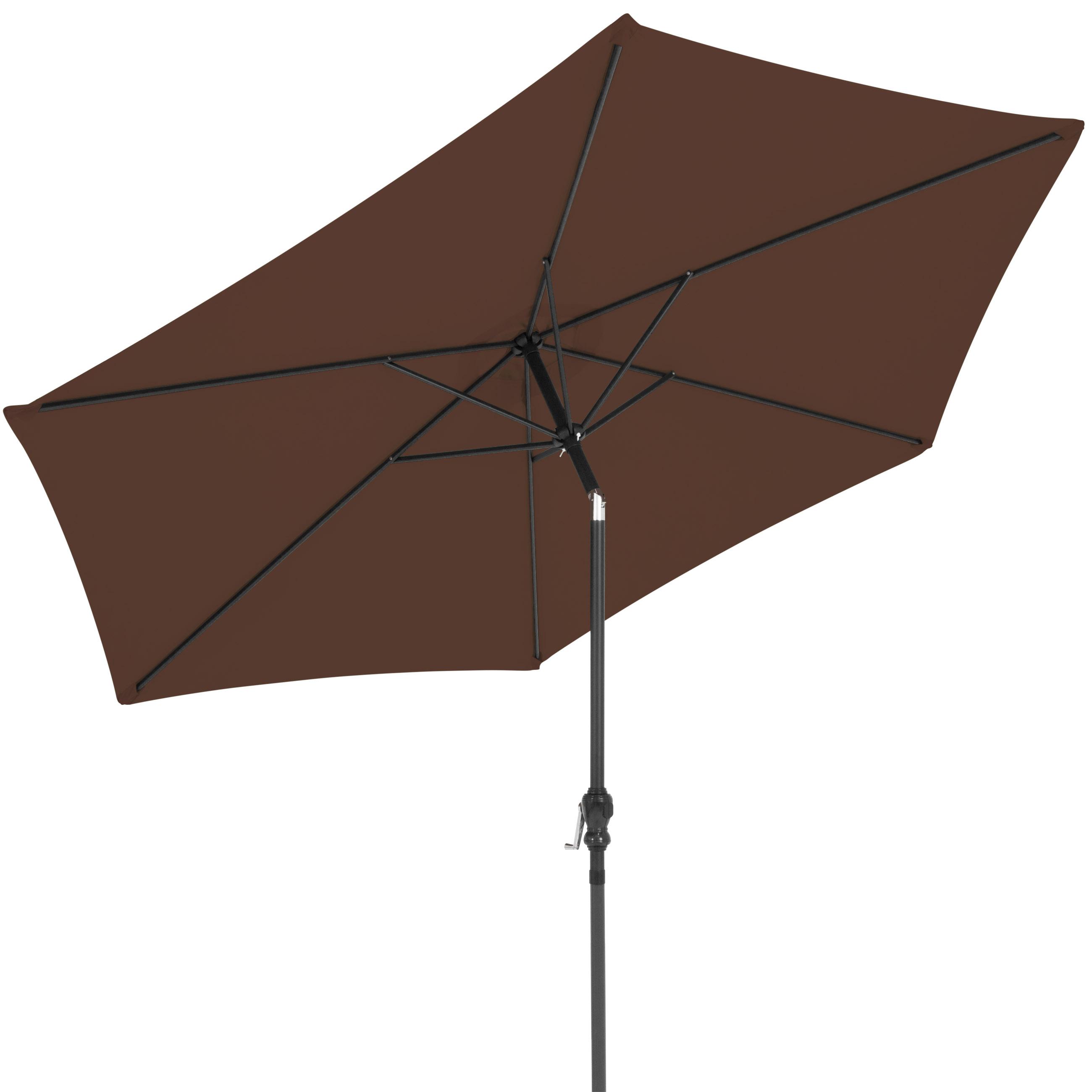 BCP-10ft-Outdoor-Steel-Market-Patio-Umbrella-Decoration-w-Tilt-Crank thumbnail 17
