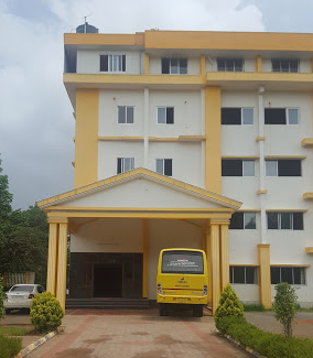 Ashrith School and College of Nursing, Udupi