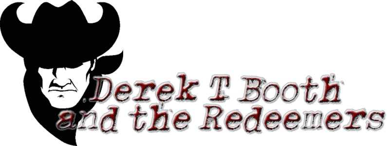 Derek T Booth and the Redeemers logo