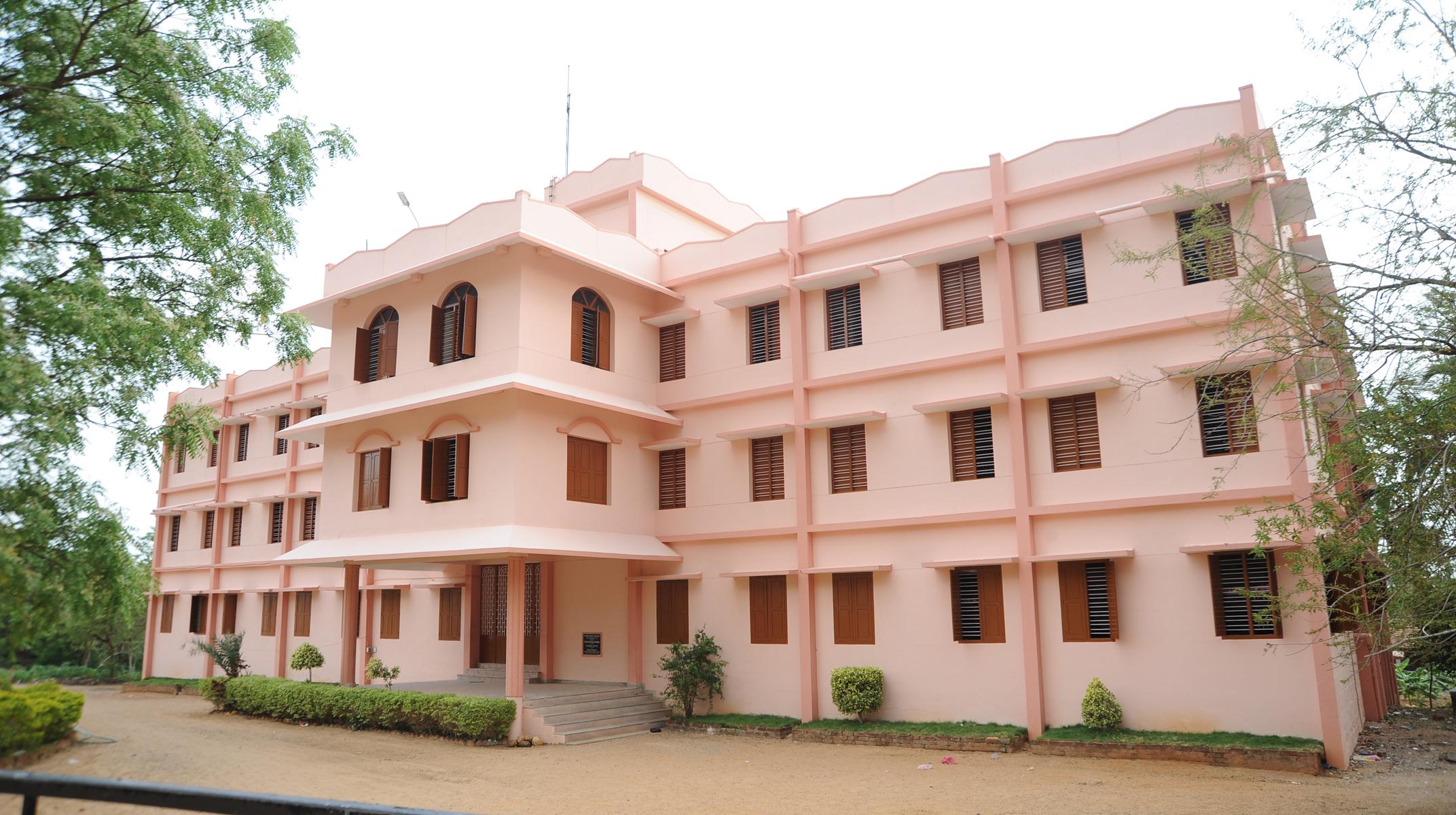 St. Xavier's Catholic College of Nursing, Kanyakumari Image