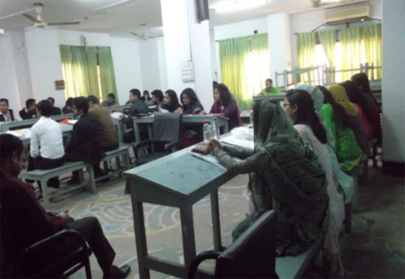 HUMAN RIGHTS TRAINING FOR STUDENTS
