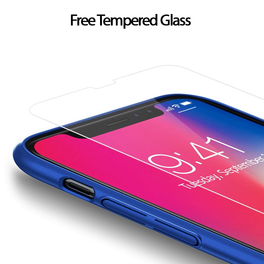 Shockproof-Hard-Back-Ultra-Thin-Slim-New-Bumper-Case-Cover-For-Apple-iPhone-X-XR miniatuur 50