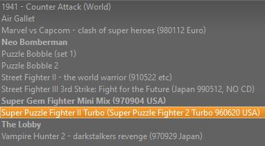 Fightcade, un programa para juegos arcade online Fightcadegames