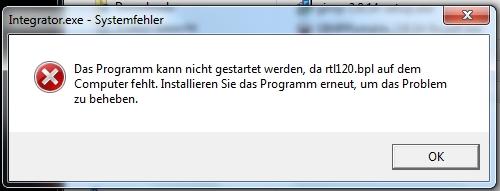 TuneUp Utilities 2012 ließ sich nicht mehr starten.