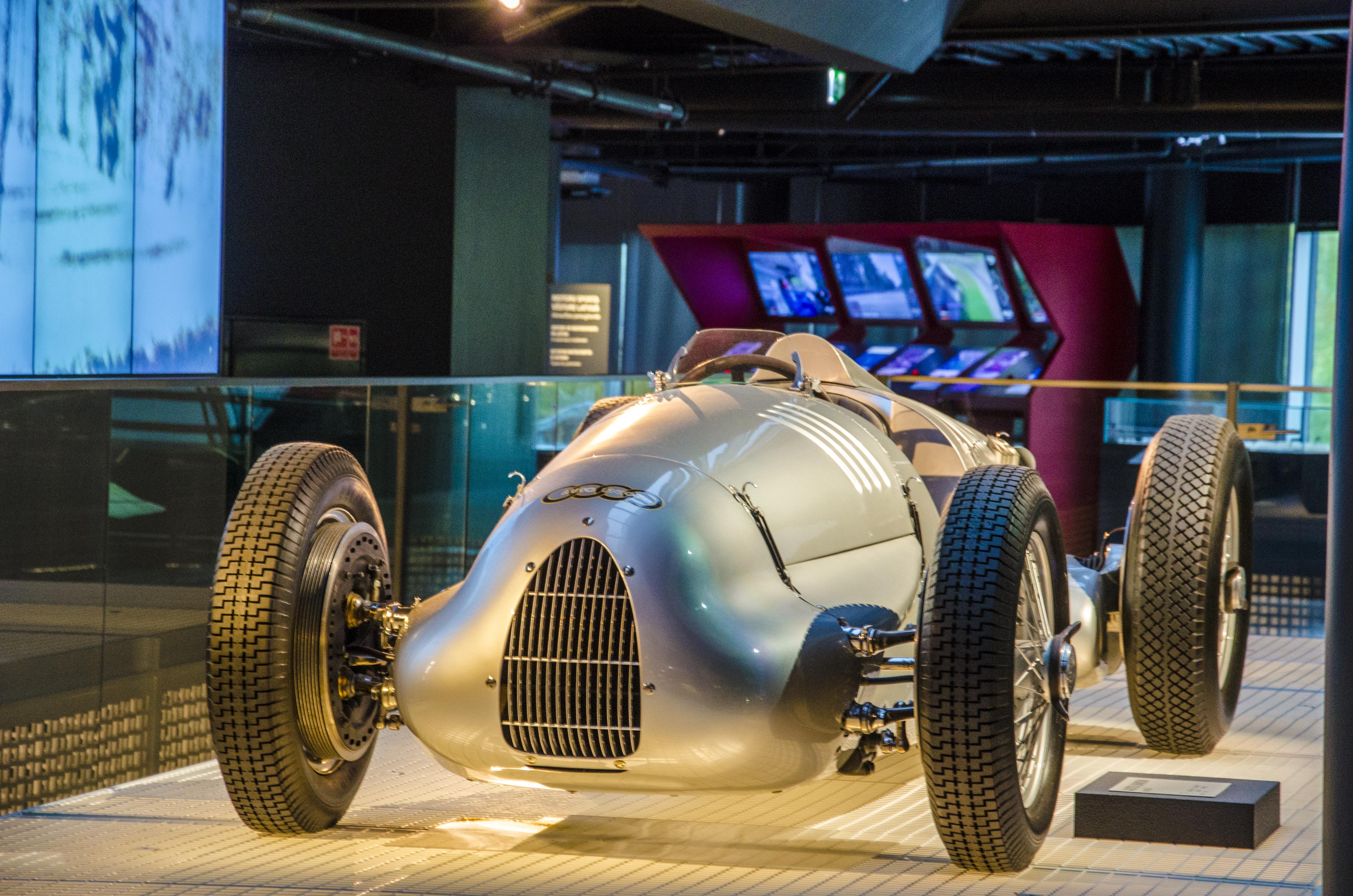 Спортивная коллекция. Рижский моторный музей