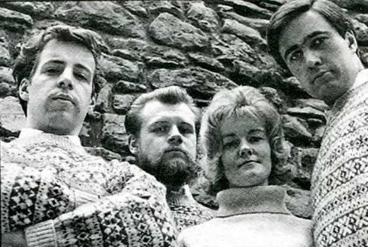 Corrie Folk Trio and Paddie Bell