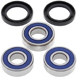 Rear Wheel Bearings and Seals Kit - 25-1155B - Boss Bearing
