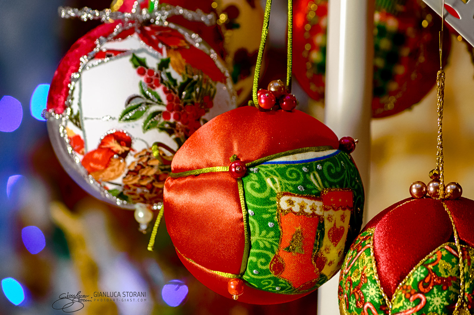 Il barattolo di Natale - Gianluca Storani Photo Art (ID: 4-6998)