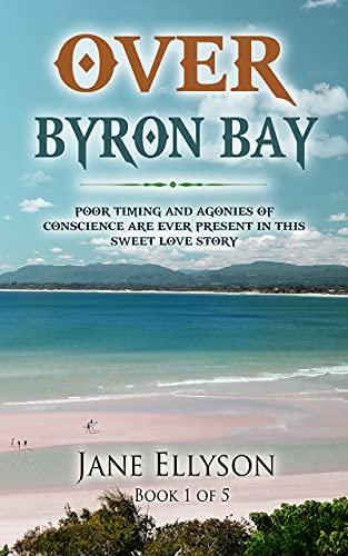 Over Byron Bay by Jane Ellyson