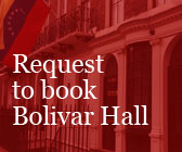 Booking Bolivar Hall events