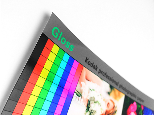 Gloss Photographic Paper