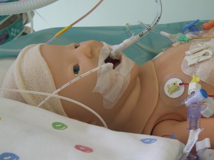 Manejo de situaciones críticas en la planta de pediatría