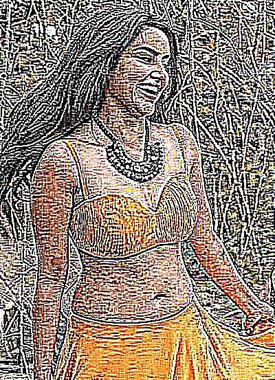 Belles femmes rondes photos