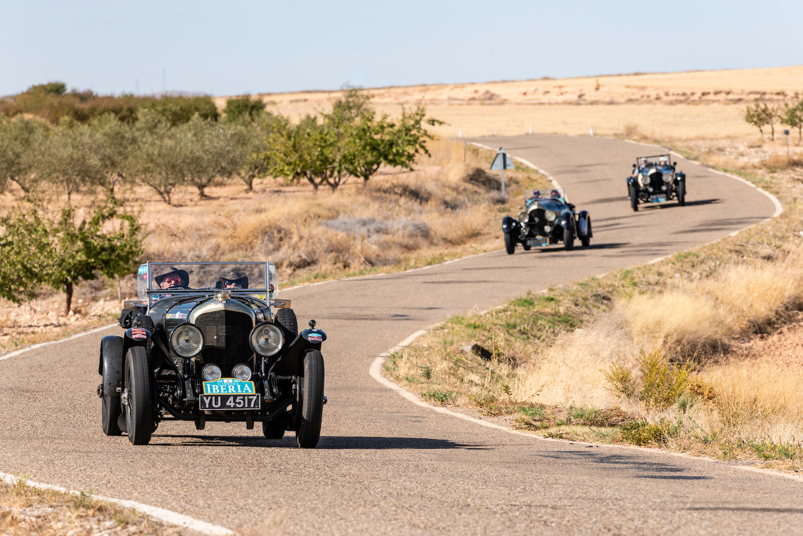 Rally the Globe's debut Carrera Iberia receives rave reviews