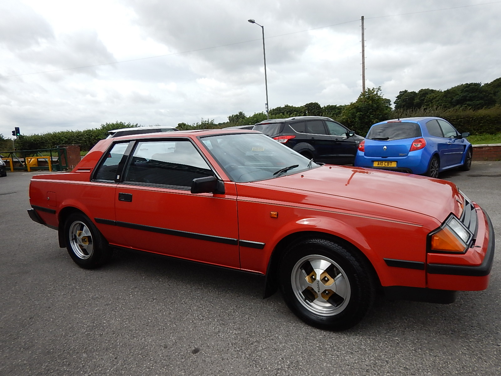 Take to the Road Feature 1983 Toyota Celica 2ltr ST