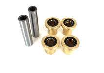 Bronze Upgrade! Front Lower A Arm Bushing Kit Polaris Ranger 900 Crew  2014 2015