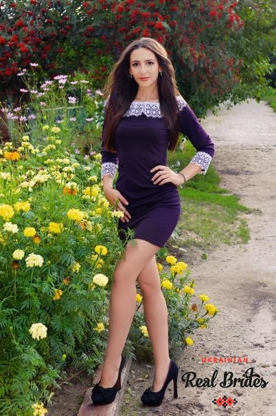 Photo gallery №9 Ukrainian bride Viktoria