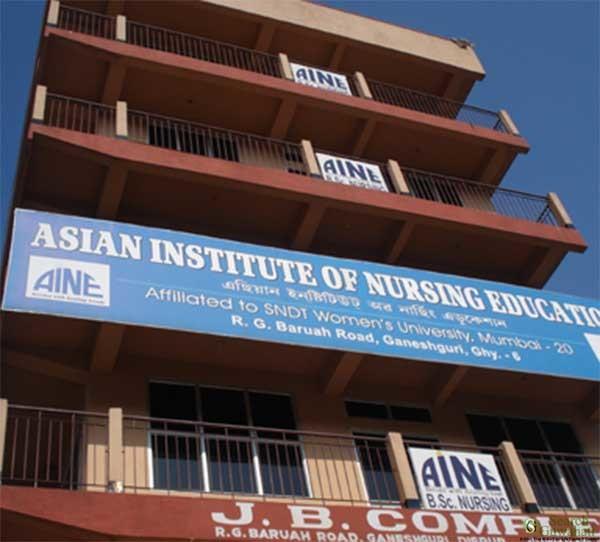 Asian Institute Of Nursing Education, Guwahati