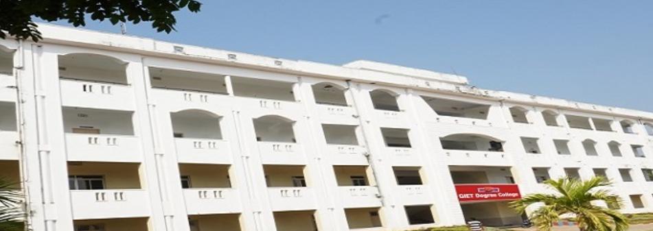 GIET Degree College, Rajahmundry