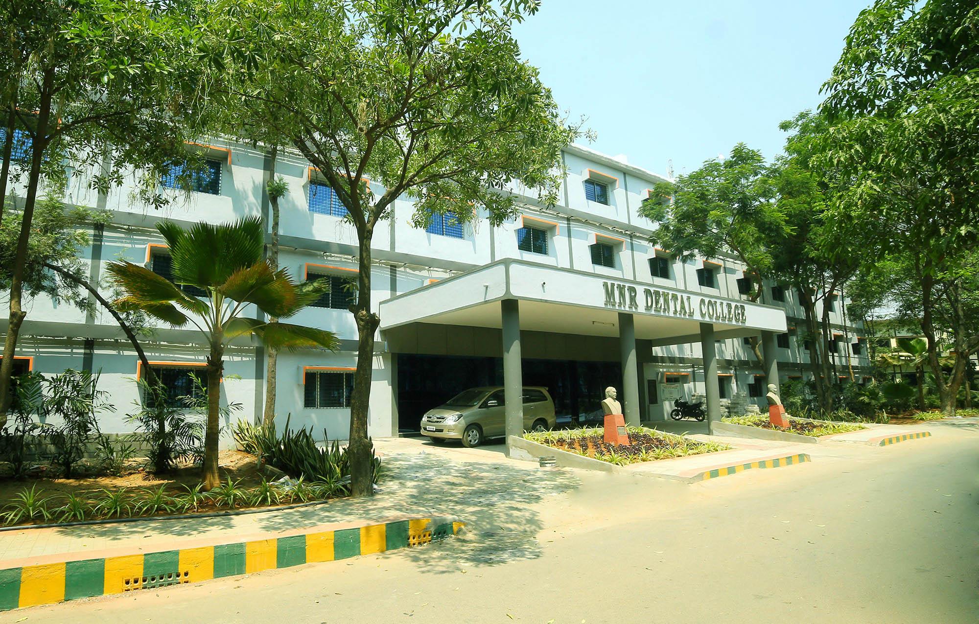 Mnr Dental College and Hospital, Hyderabad Image