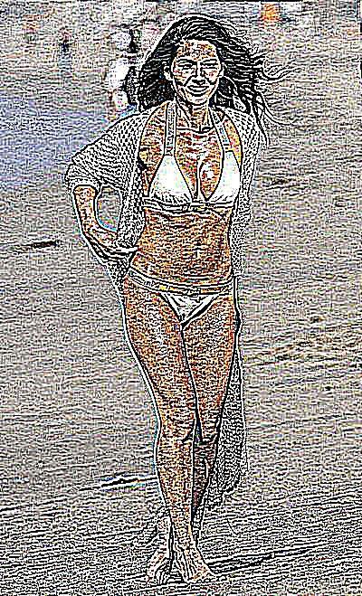 Femme de booba