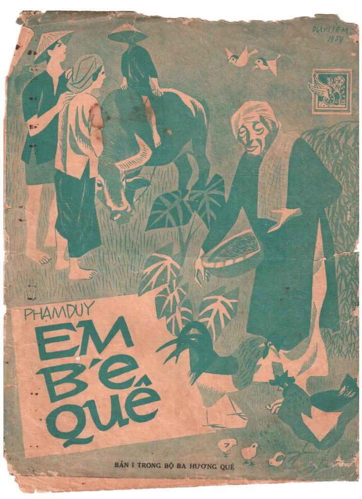 Em Bé Quê - Phạm Duy