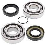 Main Crank Shaft Bearings and Seals Kit Yamaha YZ490 1982 1983 1984 1985 1986 1987 1988 1989 1990