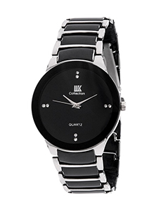 MyCross Analog Silver Round Dial Watch for Men