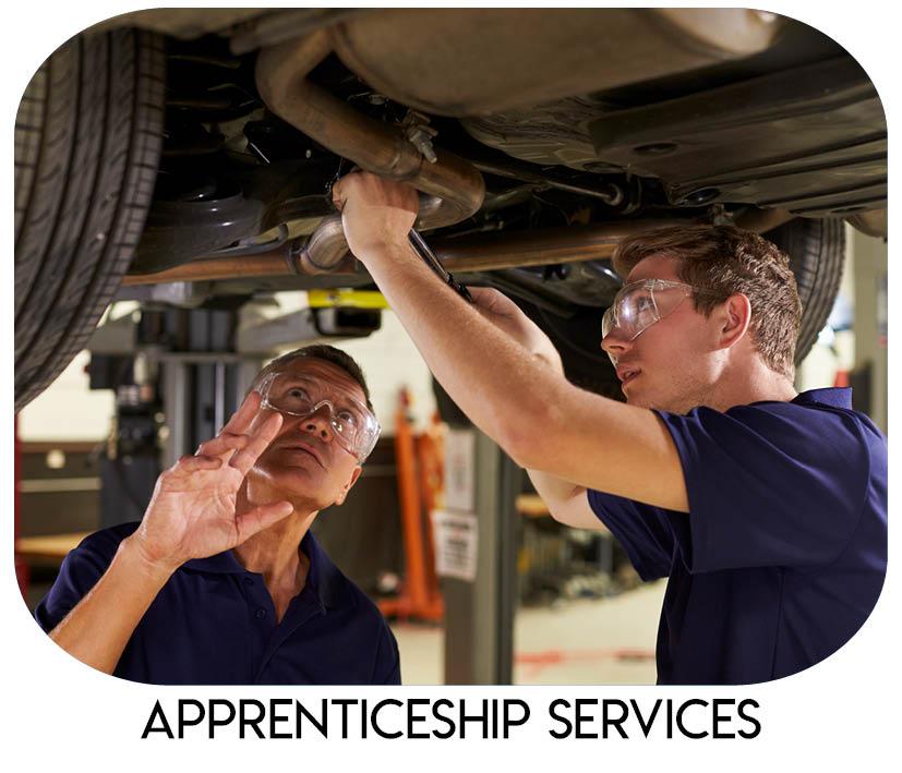 Apprenticeship services