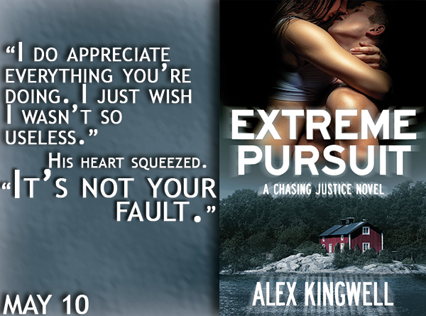 Extreme Pursuit by Alex Kingwell teaser