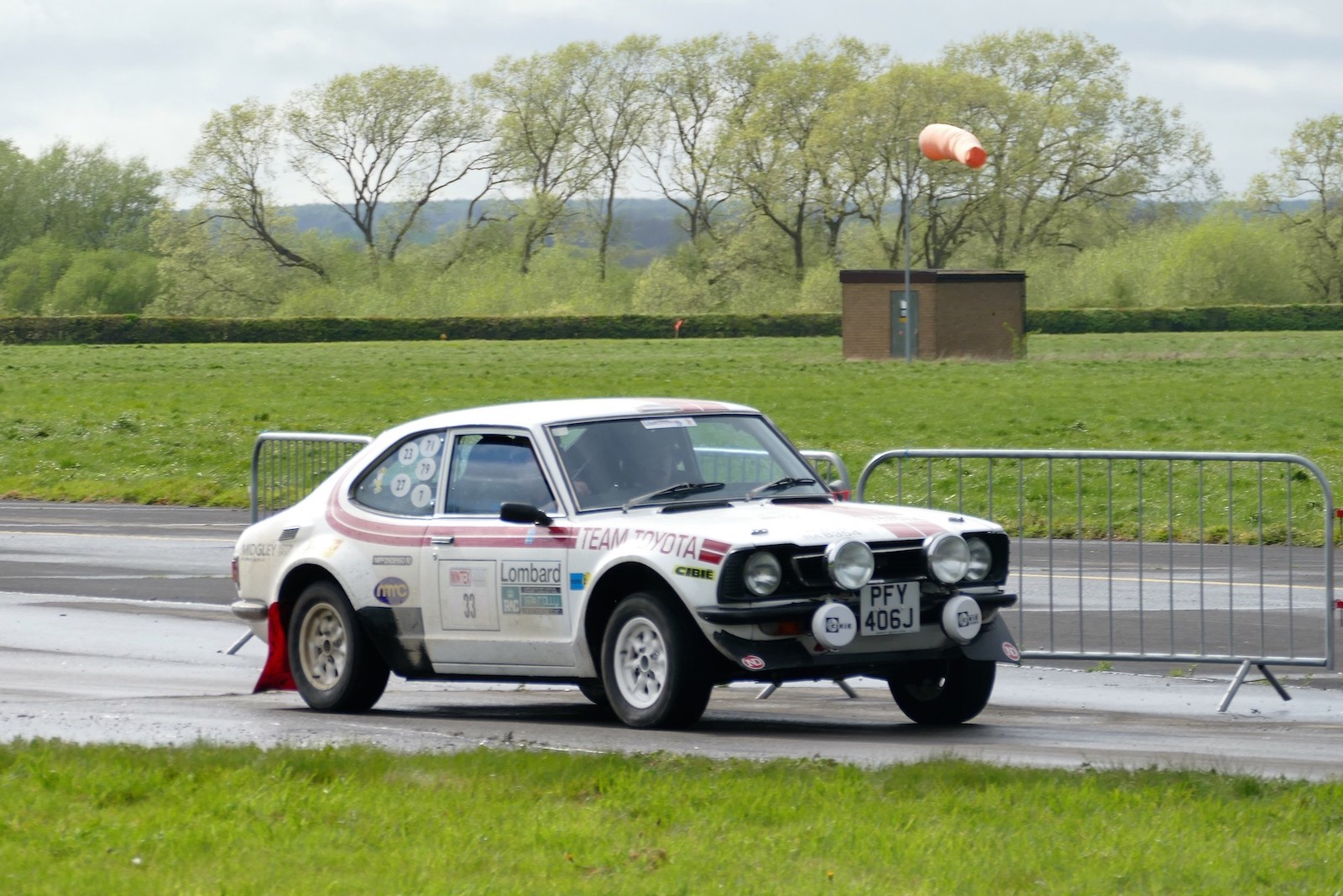 75th Rally GB to Honour Rally Heroes