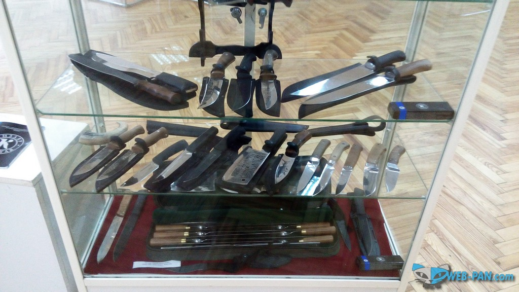 Ножи и прочие холодные изделия из Кизляра, фото 1!