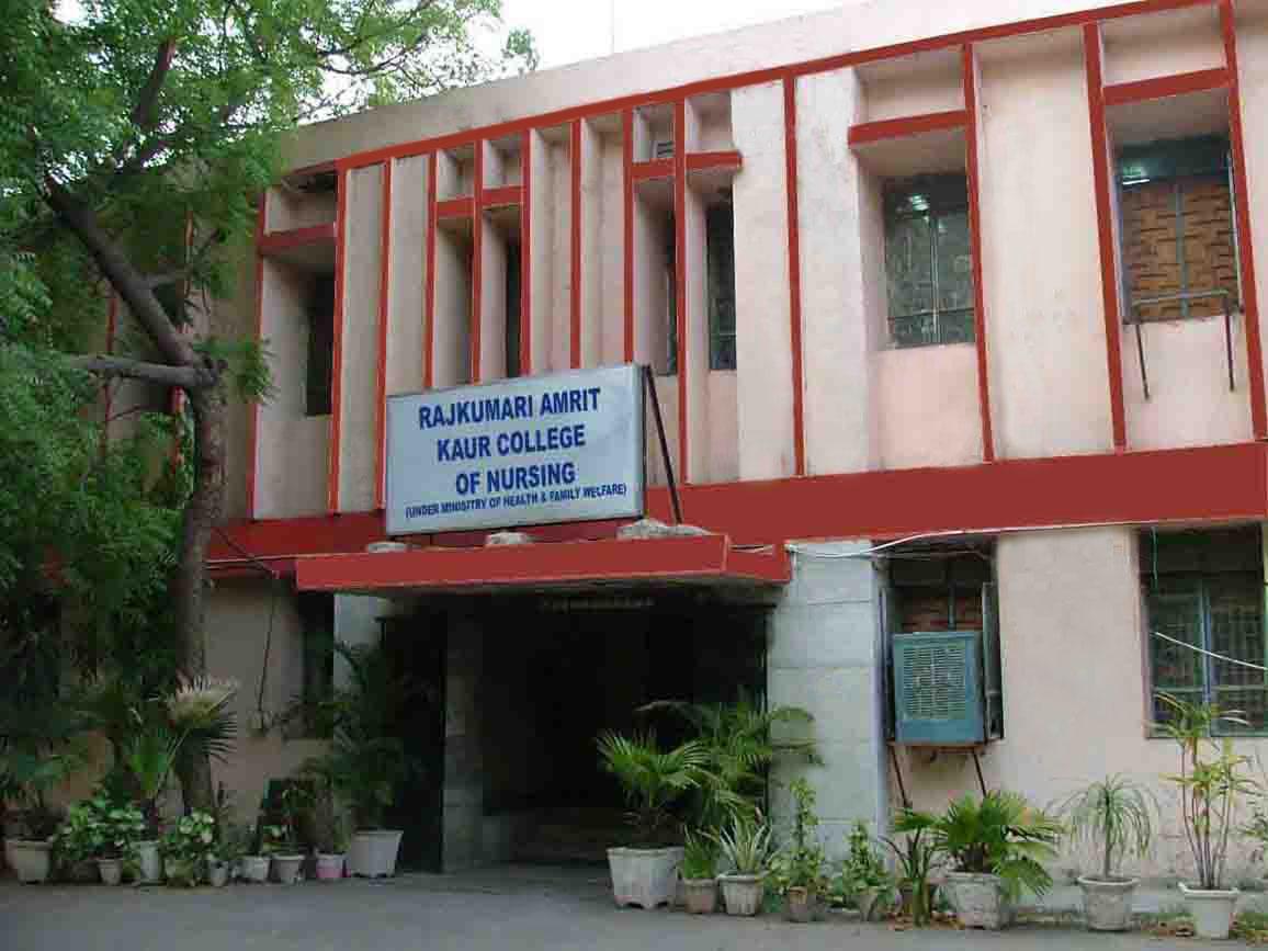 Rajkumari Amrit Kaur College Of Nursing, New Delhi Image
