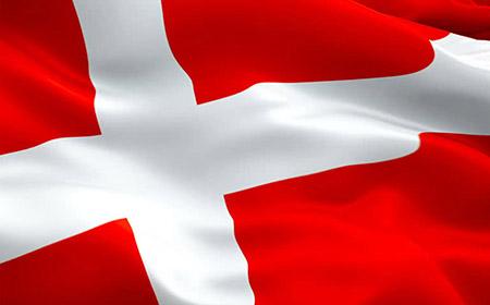 Dinamarca es el país con la bandera mas antigua, 1219