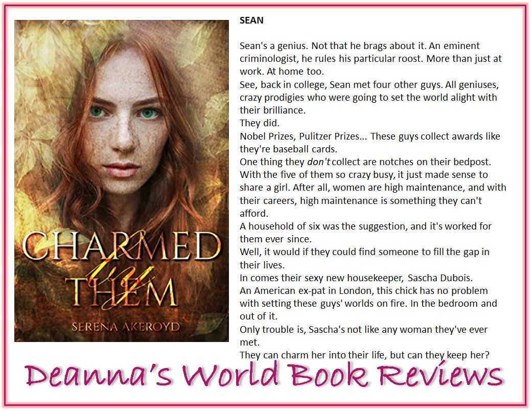 Charmed By Them by Serena Akeroyd blurb