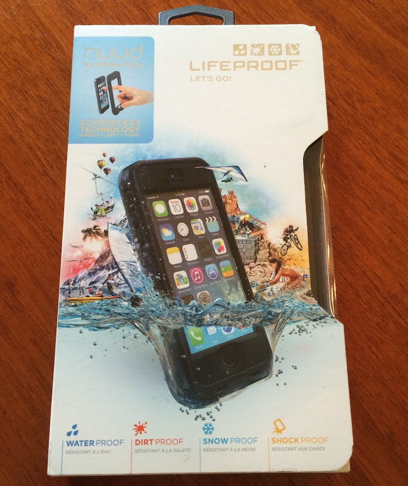 Lifeproof Nüüd Case