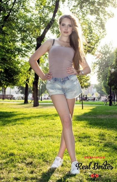 Photo gallery №14 Ukrainian girl Aleksandra