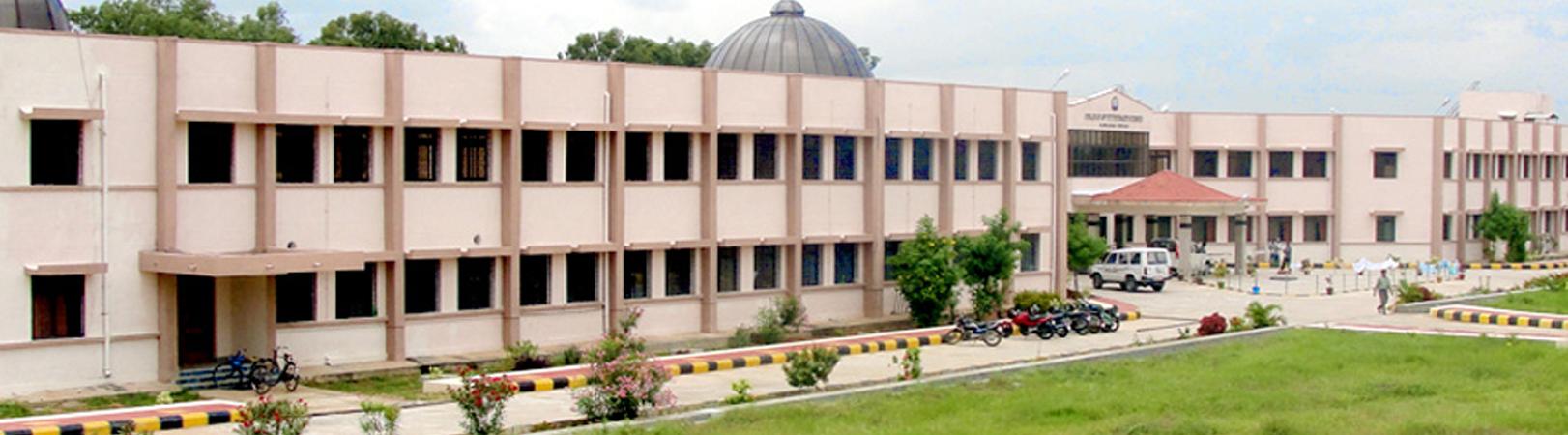 Sri P.V. Narsimha Rao Telangana Veterinary University